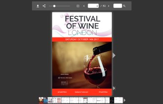 London Festival of Wine Catalogue