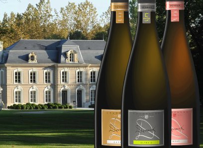 Champagne Devaux masterclass