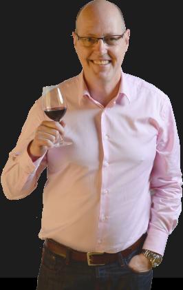 Tom wine tasting Edinburgh
