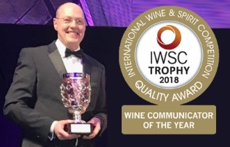 Tom Cannavan Wine Communicator of the Year