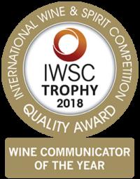 Wine Communicator of the Year Tom Cannavan