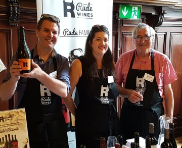 Festival of Wine Glasgow