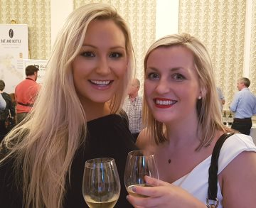 Edinburgh wine tasters