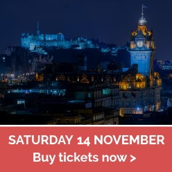 2020 Edinburgh tickets